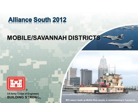 MOBILE/SAVANNAH DISTRICTS