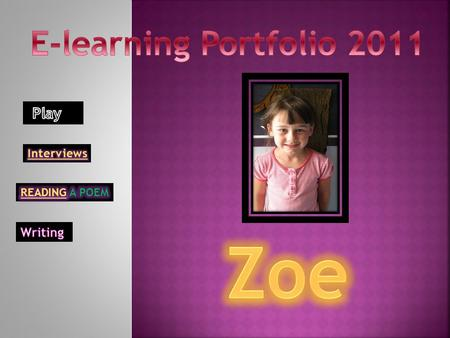 Voice Thread Reflections  200/  200/ Click on me to see our video Click on me to see.