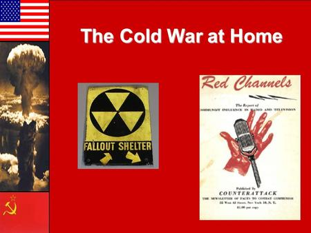the early stages of the cold war Cold war and common sense, he called it – and indeed his book is not only   indeed, in early march one red army column started south from  to call the  cold war had quite suddenly become the next stage of world history.