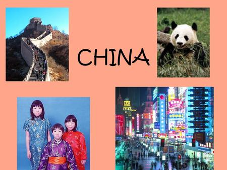 CHINA Fast Facts Official Name: People´s Republic of China Capital: Beijing Biggest City: Shanghai First Made in China: Paper, fireworks, kites, yo-yos,