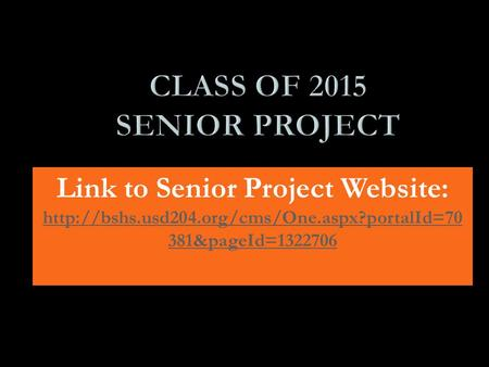 Link to Senior Project Website:  381&pageId=1322706.