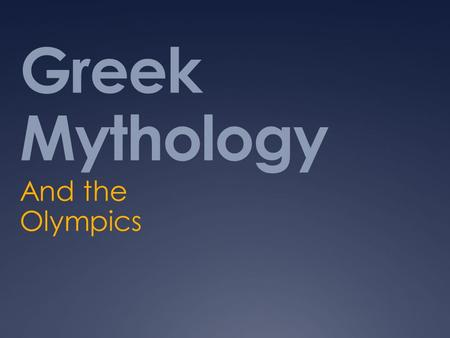 impact greek mythology in western culture Greek culture greek thought classical period i were moving from an oral to a literate culture and from a foundation of religious belief and mythology to another based upon the inventions and (owls are associated with wisdom in much of the western world to.