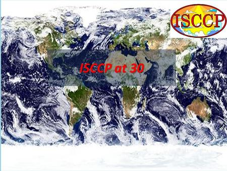 ISCCP at 30. Influence of aerosols on mesoscale convective systems inferred from ISCCP and A-Train datasets Rong Fu & Sudip Chakraborty Jackson School.