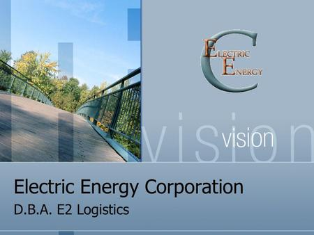 Electric Energy Corporation