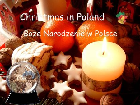 Christmas in Poland Boże Narodzenie w Polsce. Wigilia (from the Latin term vigilare meaning to await) is the Polish name for Christmas Eve. Much work.