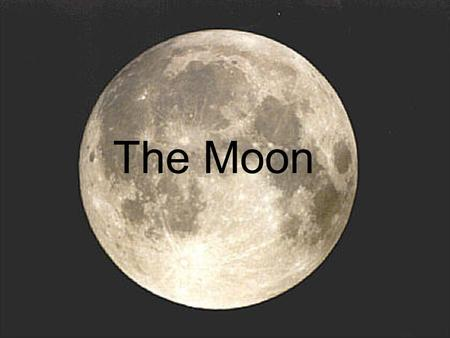 The Moon.  The revolution of the Moon around the Earth results in moon phases (changing appearances of the moon as seen from Earth).