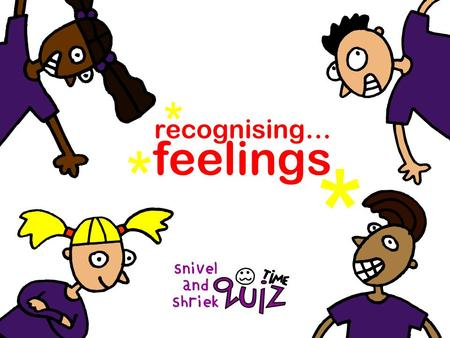Feelings recognising…. Learning Objectives Learn about the different feelings we experience and how to identify them.