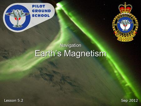 Navigation Earth's Magnetism