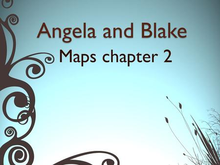 Angela and Blake Maps chapter 2. Vocabulary Map-is a model or representation of the Earth's surface. True north-because the geographic North Pole never.