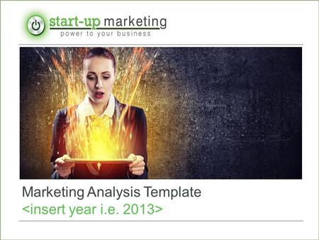 Marketing Analysis Template. 2 The funnel process for customers: Target audience to loyal customer 51% 95%