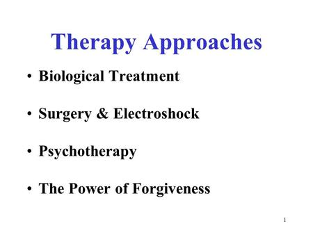 psychotherapy approaches within treatment 144 clinical practice guidelines in the sns appendix 7 psychotherapeutic techniques psychotherapy can be defined as the psychological treatment of.