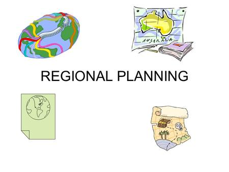 REGIONAL PLANNING. TOPICS I.Regional science paradigms The physics The biological II.Focus of regional planning III.Regional planning revisited IV.Conclusions.