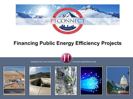 Financing Public Energy Efficiency Projects. Introduction to HASI Hannon Armstrong Sustainable Infrastructure Capital (NYSE:HASI) Debt and equity investments.