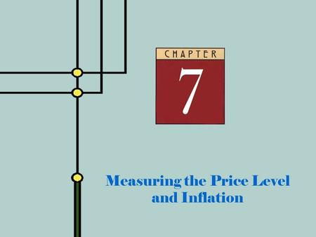 Copyright © 2001 by The McGraw-Hill Companies, Inc. All rights reserved. Slide 7 - 0 Measuring the Price Level and Inflation.