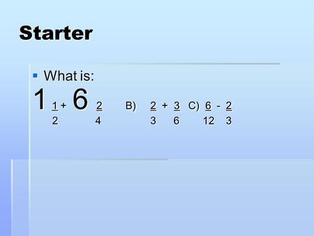 Mrs. White's 6th Grade Math Blog: February 2014