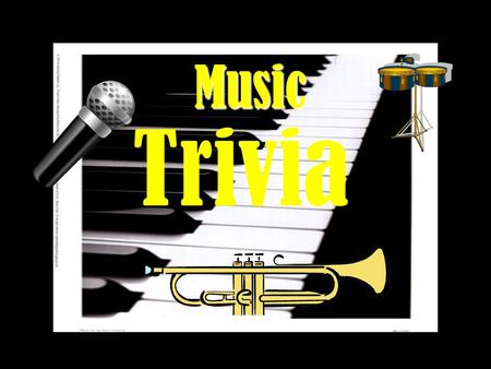 Music Trivia G r e a t J o b Great Job Who sang 'I will Always Love You' from the movie 'The Bodyguard'? A.) Janet Jackson B.) Tamia C.) Aretha Franklin.