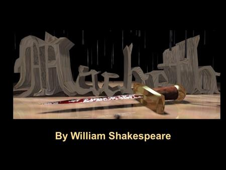 characterization of hamlet in william shakespeares tragedy Hamlet study guide contains a biography of william shakespeare,  the death of the former king of denmark, old hamlet, claudius' brother.