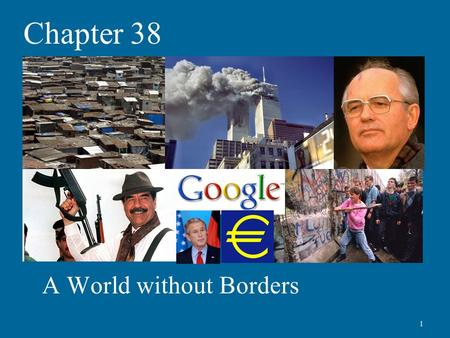 a world without google