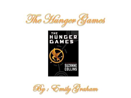 The Hunger Games is about 16 year old Katniss Everdeen. They have 12 different districts they had 13 but they rebelled against the capital. Since the.