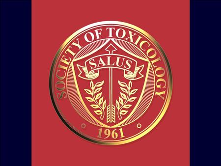 Society of Toxicology. Vice President-elect James A. Popp Treasurer -elect Norbert E. Kaminski Councilors Yvonne P. Dragan Elaine M. Faustman New Council.