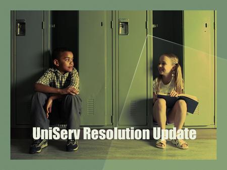 UniServ Resolution Update. So far…. January 26, Rep Council: Rep Council was presented with a Resolution to Withdraw from the WEA Riverside UniServ Council.