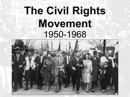 why is the civil rights movement often called a second reconstruction Despite wide agreement about the overlap among social movements, a lively debate continues over the relationship between the civil rights and black power movements part of the problem is the elusiveness of the term black power, which has been used to describe a range of ideologies from revolutionary violence and black separatism to cultural nationalism and black capitalism.