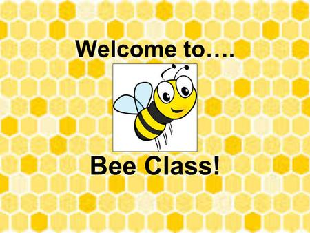 Welcome to…. Bee Class!. Overview Daily timetable Arrival at school Snack time and drinks Lost Property and PE Reading and homework PPA and NQT time Show.