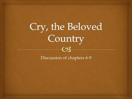 cry the beloved country essays www gxart orgcomparison and contrast of cry  the beloved country and