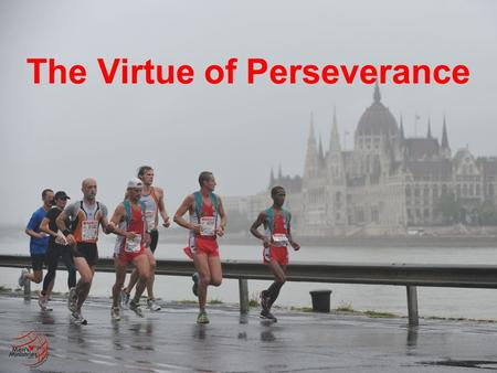 The Virtue of Perseverance. Matthew 7:7-11 Why do some people... Succeed in having their prayers answered? Have a greater understanding of the Bible?