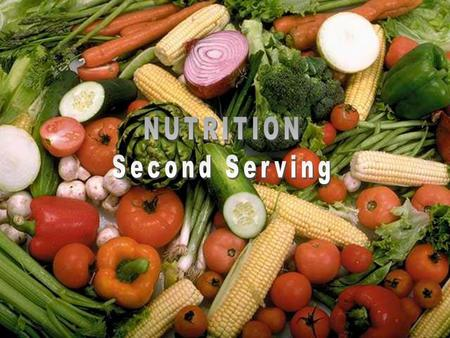 INTRODUCTION Nutrients are the constituents of food necessary to sustain the normal functions of the body. Nutrients needed in larger amounts such as.