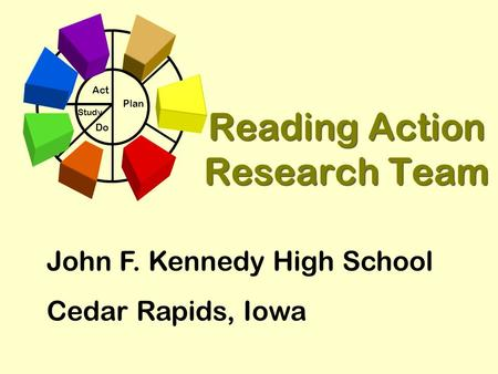 Reading Action Research Team