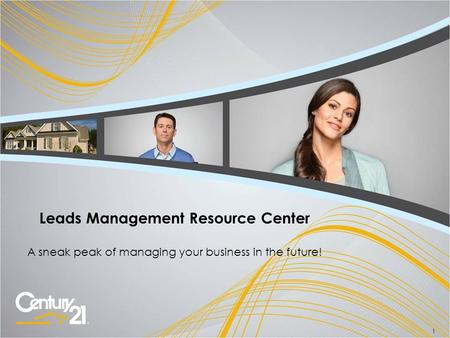 11 Leads Management Resource Center A sneak peak of managing your business in the future!