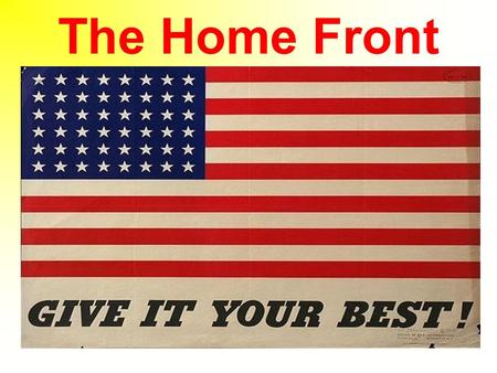 "The Home Front.  Popeye – ""You're A Sap Mr. Jap."