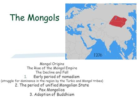 rise and fall of the mongols Ghengis khan makes his return to the civilization franchise, leading the mongol  empire with a considerable emphasis on the strength of.