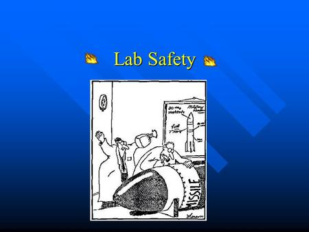 Lab Safety. General Lab Rules Follow all instructions carefully. Follow all instructions carefully. Know where the eye wash, fire blanket, shower and.
