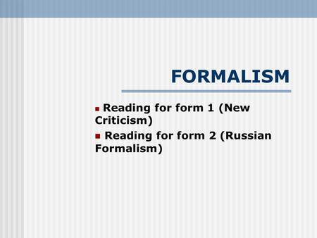 dummy dissertation proposal Russian Formalism Essay