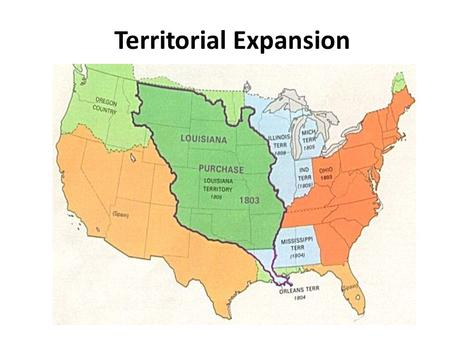 Territorial Expansion. Vocabulary and Key Terms Northwest Ordinance Louisiana Purchase War of 1812 Erie Canal National Infrastructure Monroe Doctrine.