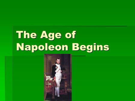 the age of napoleon Read and download the age of napoleon answers free ebooks in pdf format the gilded age a tale of today the fault in.
