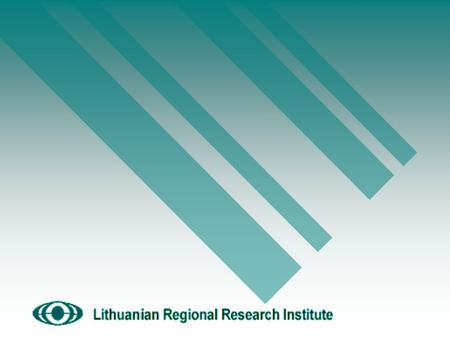 THE INTEGRATION OF RESEARCH WORKS, STUDIES AND TRAINING IN REGIONAL ECONOMIC AND TECHNOLOGICAL DEVELOPMENT.