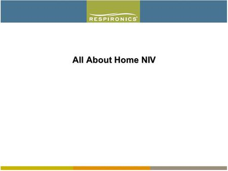 All About Home NIV.