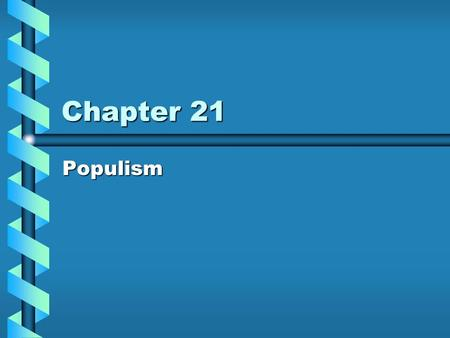 Chapter 21 Populism. Cartoon Analysis 300 word minimum300 word minimum Analyze your assigned cartoon using the website providedAnalyze your assigned cartoon.