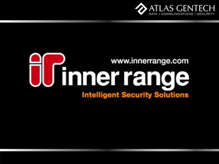 Who is Inner Range? Inner Range is an Australian Electronic Security Manufacturing Company. Established in 1988 with a Major focus on the Australian Security.