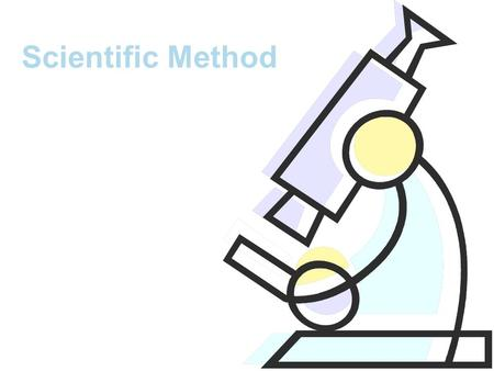 Scientific Method. Science is the use of evidence to develop testable explanations and predictions of natural phenomena. The scientific method is a systematic.