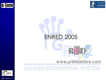 Template Developed by Jose A. Fortin ENRED 2005. Template Developed by Jose A. Fortin OBJECTIVES Develop an educational and innovative program to introduce.