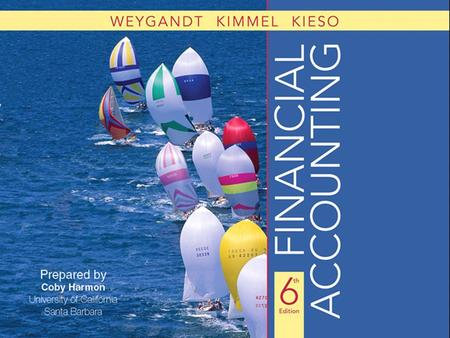 Chapter 8-1. Chapter 8-2 Chapter 8 Internal Control and Cash Financial Accounting, Sixth Edition.