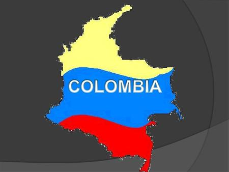 GEOGRAPHIC LOCATION  Situated in the northwest corner of South America.  Colombia is the only country in the region with coasts on both the Caribbean.