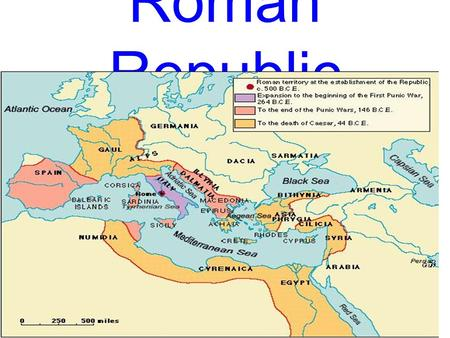 Roman Republic. When Tarquinius Superbus was kicked out in 509 B.C.E., Romans were sick and tired of being ruled by kings.