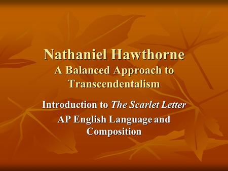 dialect in the scarlet letter Required reading in high school a list of books that you were required to read in high school all votes add  the scarlet letter by nathaniel hawthorne.