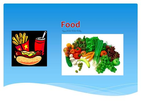 Food is any substance consumed to provide nutritional support for the body. It is usually of plant or animal origin, and contains essential nutrients,