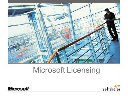 Microsoft Licensing. Agenda Licensing Programs (Mike) Changes in Core Cal (Eric) Changes in Office (Eric) Price Changes (Eric)